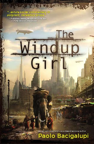 "io9 Book Club Meeting Reminder: One Week To Finish ""Windup Girl"""