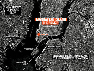 NYC Is The DMZ: Brian Wood's Top 5 Places in New York