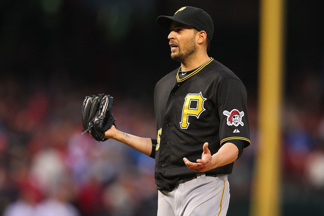 Pirates Starting Pitcher Has Spectacularly Short Outing