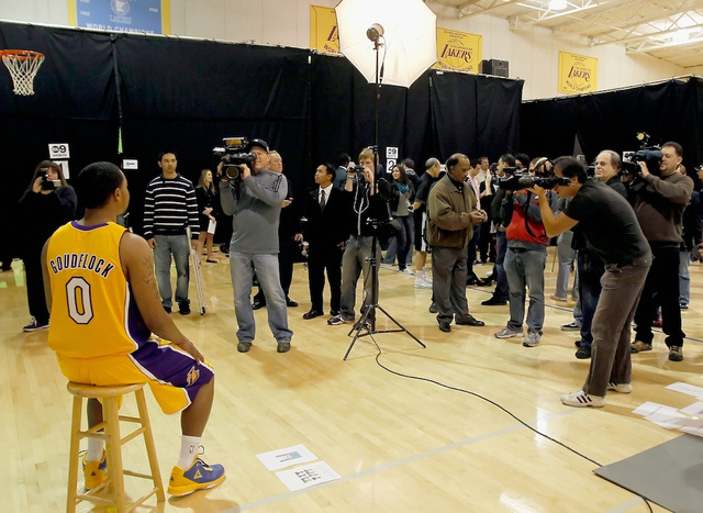 The Lakers Starting Point Guard Was MVP Of The D-League