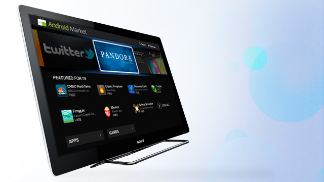 Sony Internet TV + Google TV Make for a Seamless Browsing Experience