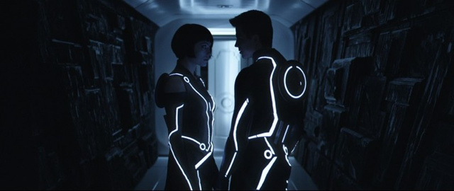 Your First Look Inside Tron Legacy Reveals A Sexy Upgrade
