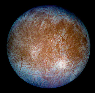 Scientists Say Jupiter's Moon Europa Might Be Teeming With Fish