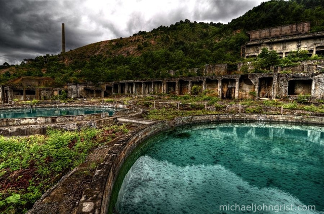 Japan's Abandoned Mines Hint at the Ruins We'll Leave Behind