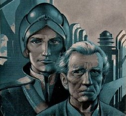 Emmerich's Asimov Foundation Trilogy Being Written By Private Ryan Scribe