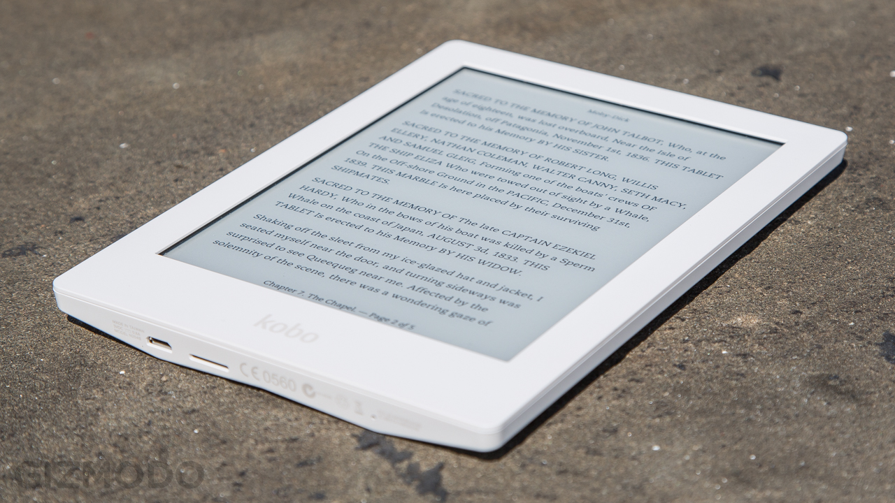 Kobo Aura HD Review: A Beautiful Reader Screen Trapped In An Ugly Body