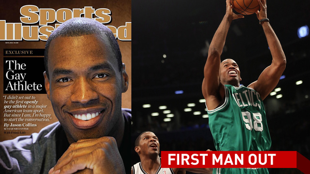 NBA Player Jason Collins Says He's Gay