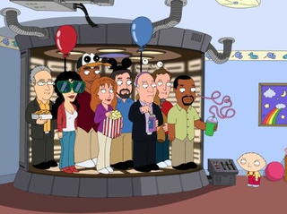First Look At Family Guy's Star Trek Hostages