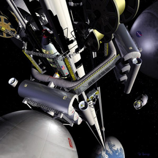 Revolutionary New Material Will Make a Space Elevator Possible