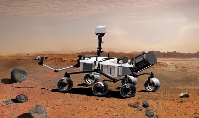 Mars Science Lab Rover Mission Delayed Two Years