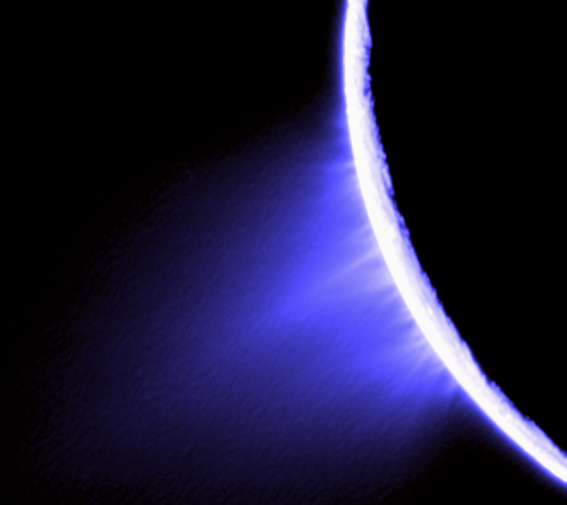 Liquid Water Could Drive the Geysers of Enceladus
