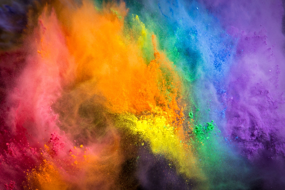 10 photos of things splashed with paint and other stuff for Free photo paint