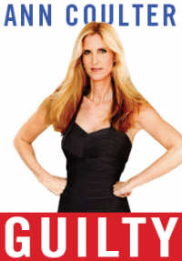 Liberal Media Won't Help Poor Ann Coulter Plug Her Book