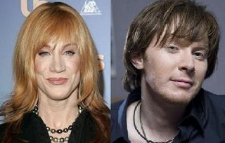 Kathy Griffin/Clay Aiken Encounter Leaves One Wounded