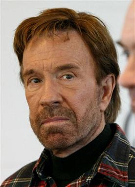 New Chuck Norris Fact: Thinks Gays Are Anarchists