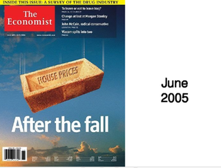 The Greatest Depression, as Seen on the Covers of The Economist