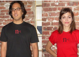 Meet The New N+1 T-Shirt Models!