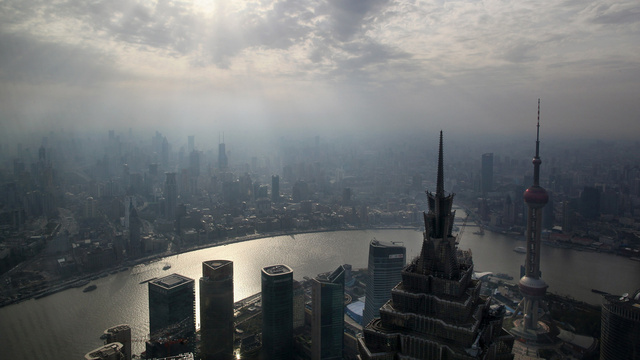 22 Breathtaking Views From the World's Tallest Buildings