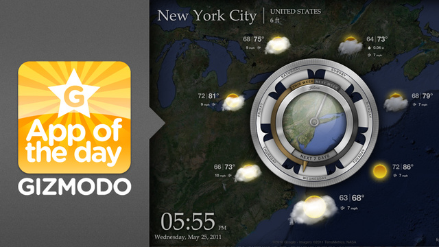 The Week's Best iPad Apps