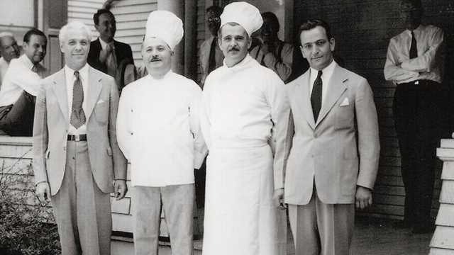 The Man on the Tin Can: Chef Boyardee Was a Real Chef