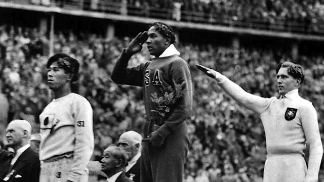 Nazis Filmed the 1936 Olympics in 3D?