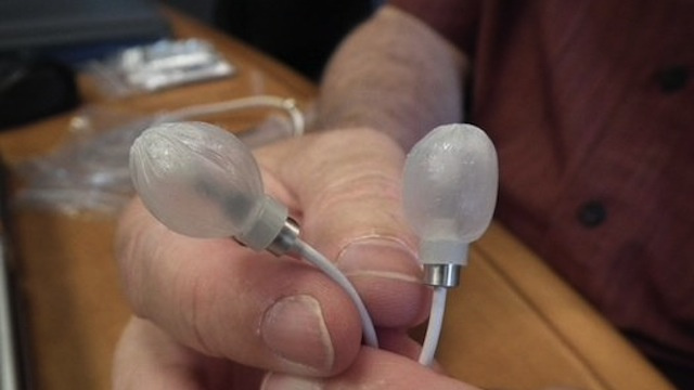 These Balloon Earbuds Are Better Than Your In-Ear Earbuds