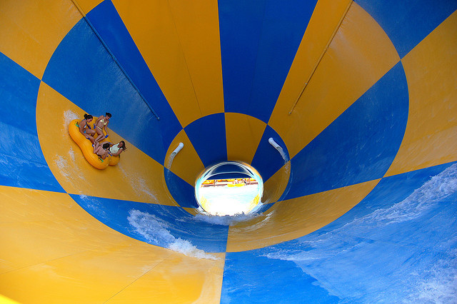 11 Wonderful Water Slides and 1 That Was Obviously Built As a Dare