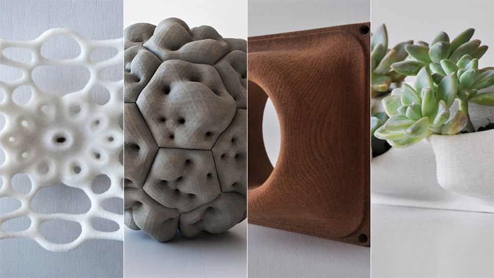 Wood, Salt, and Wonder: The Renewable Future of 3D Printing