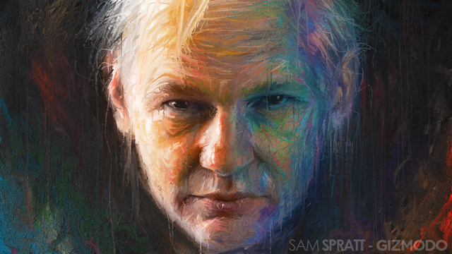 "Julian Assange Thinks Facebook Is the ""Most Appalling Spy Machine That Has Ever Been Invented"""