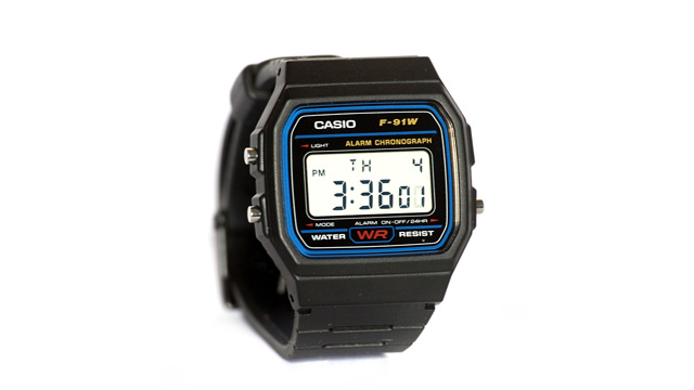 People Wearing This Casio Watch Might Be Terrorists