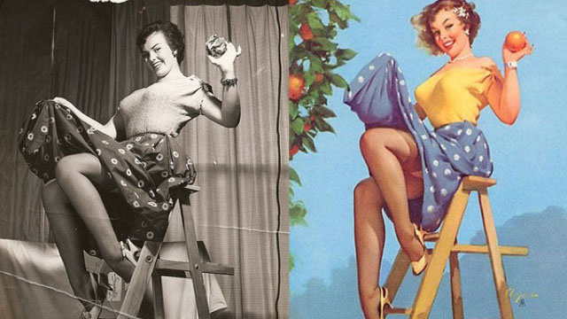 Meet the Girls of the Original Photoshop