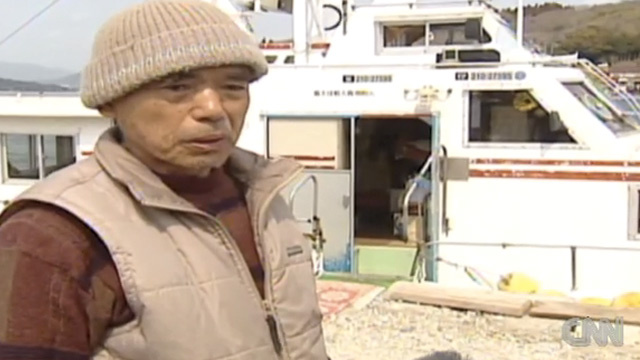 How One Japanese Mariner Took the Tsunami Head On and Won