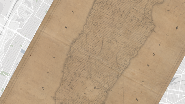 The Map That Created New York City