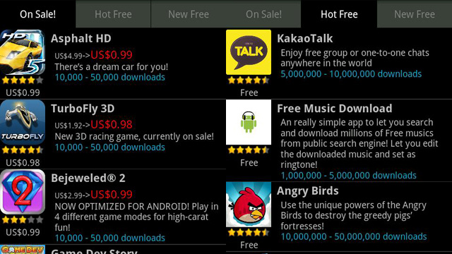 App Hunter for Android Helps You Find Apps That Are On Sale