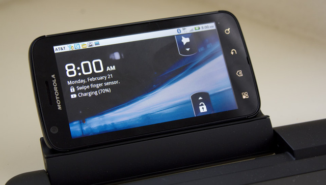 Motorola Atrix Review: Great Phone, Weak Netbook