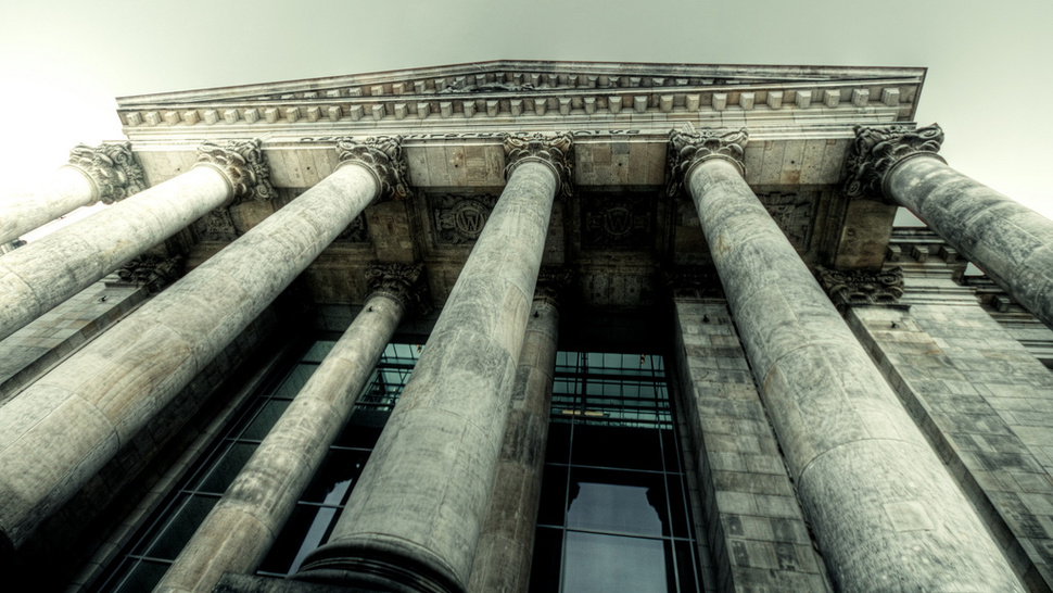 German Politicians Hosted a LAN Party in the Reichstag