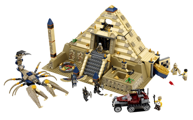Lego Pharoah's Quest 2011 Gallery