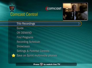 TiVo-Skinned Comcast DVRs Will Cost $2.95 Extra