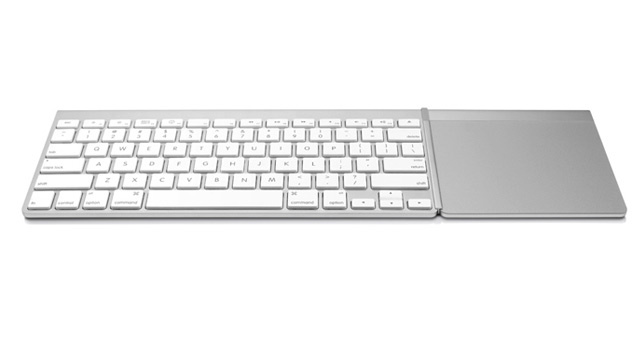 MagicWand Combines Your Magic Trackpad and Keyboard Into a Single Super-Peripheral
