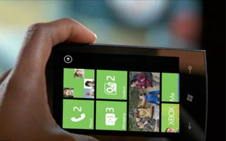 WP7 Phone & Kinect Gallery
