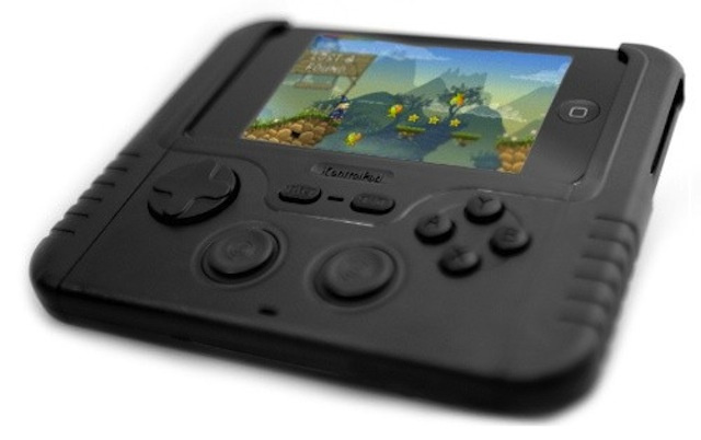 The iControlPad Is Finally Available and Will Turn Most Phones Into Overpriced Game Boys