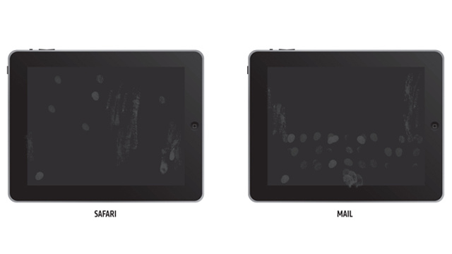 Decoding Your iPad's Smudges