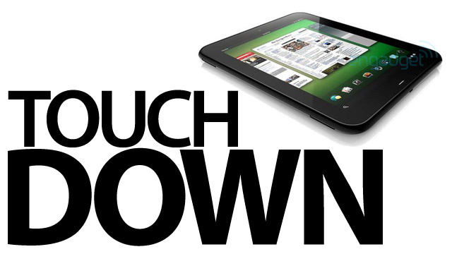 HP's webOS Tablet Called Touchpad, May Go On Sale Today