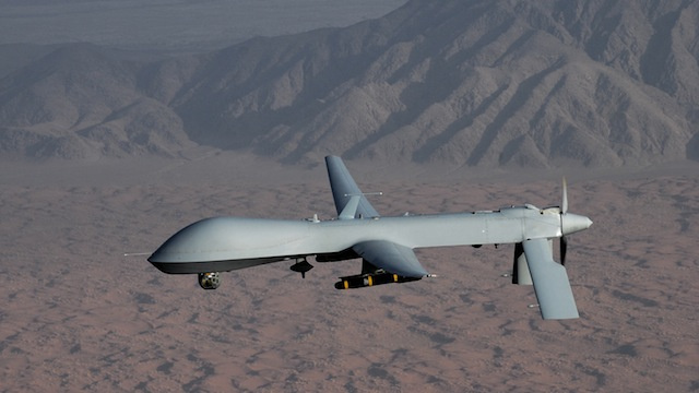 Al Qaeda Steals Crashed Drone Wreckage