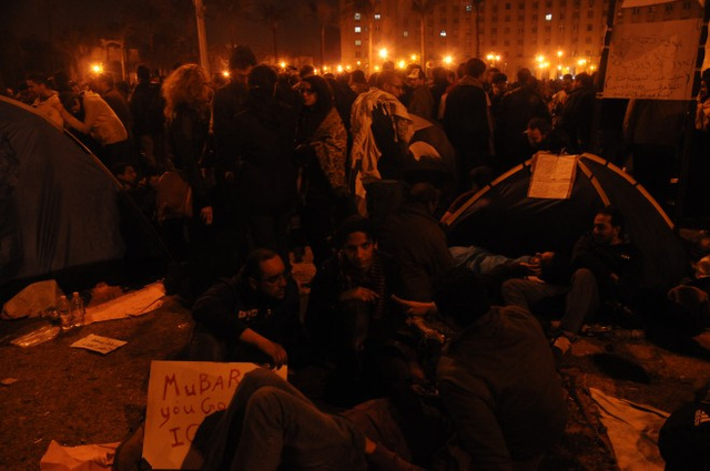 How a Band of Geeks Survived a Lynch Mob Assault in Egypt