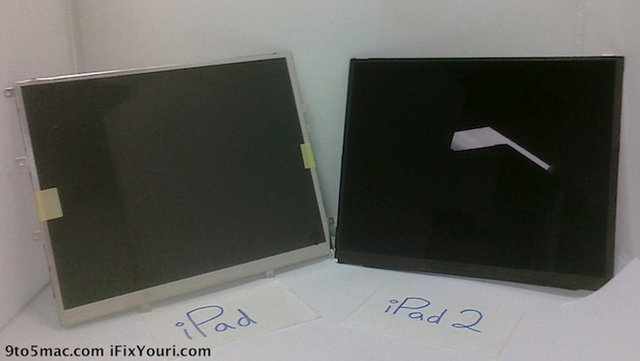 Could This Be the iPad 2's Display?