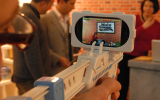 The Appgun Turns Your iPhone Into an Augmented Reality Rifle Sight