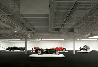 Ralph Lauren's Private Garage Is Like Classic Car Heaven