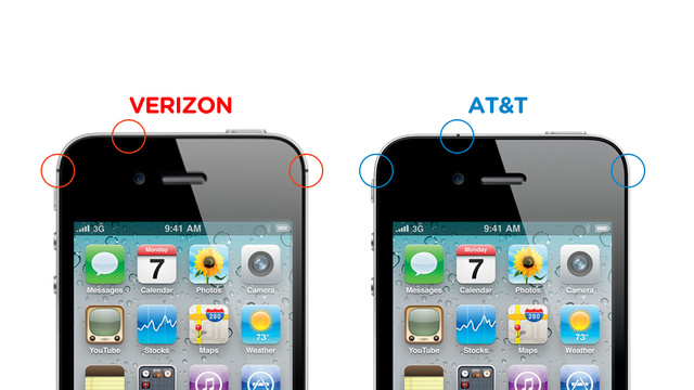 The Verizon iPhone Is Here