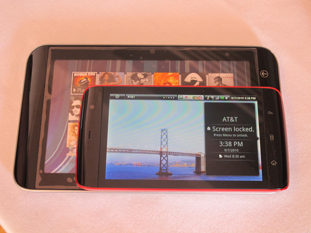 Dell Streak 7: The First 4G Tablet Is a Pocket Pit Bull